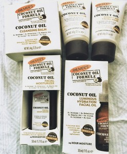Gentle coconut oil skincare: a review of Palmer's