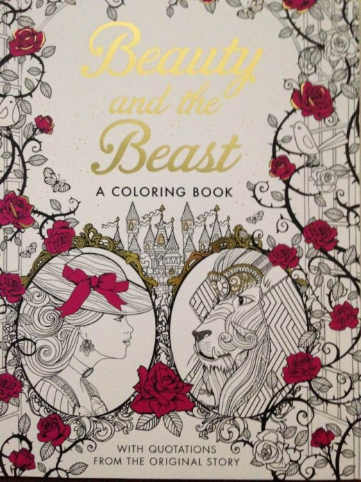 Beautifully drawn illustrations in black and white will provide hours of coloring fun for both adults and children
