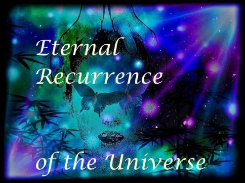 Infinite Eternal Recurrence of the Universe