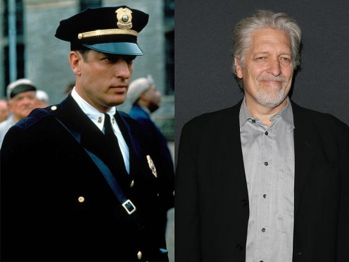 Clancy Brown starred as Hatley, the brutal sargent of the guards.