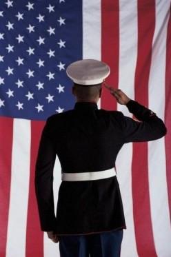 """""""Semper Fi"""", Marine"""