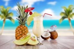 Creamy Pina Colada on Paradise
