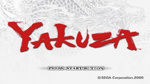 Sega's Yakuza series is also known as Ryu ga Gotoku.