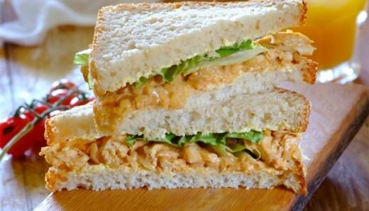 Make the sandwich