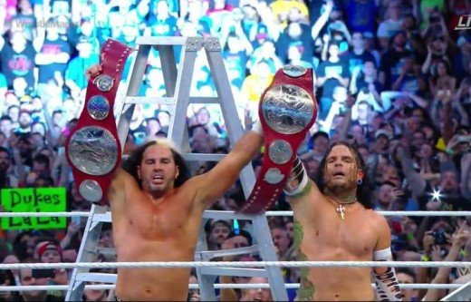 Matt Hardy may not be broken, but at least they gave us one Hell of a return.