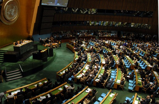 host country of the San Francisco Conference, the place where the Charter of the United Nations was signed. To the United Nations (UN).