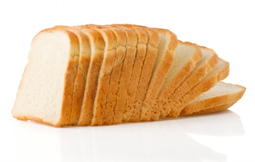 bread for sandwich