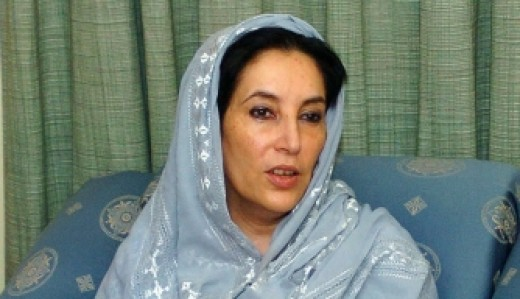 Benazir Bhutto 11th Prime Minister of Pakistan