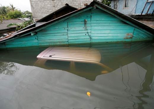 Sri Lanka Flooding, May 2016.