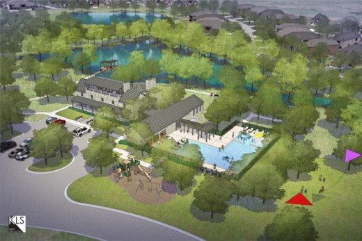 Graphical view of Clements Ranch