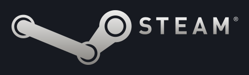 The infamous Steam logo.