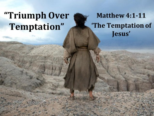 What if Jesus went through his temptation days as if he were any other normal human on a spiritual adventure - similar to the way Jacob wrestled with the Angel of the Lord all night in Genesis 32:22-31?