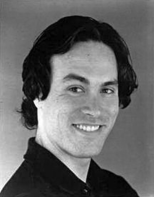 Brandon Lee, son of Bruce  Lee who starred in The Crow.