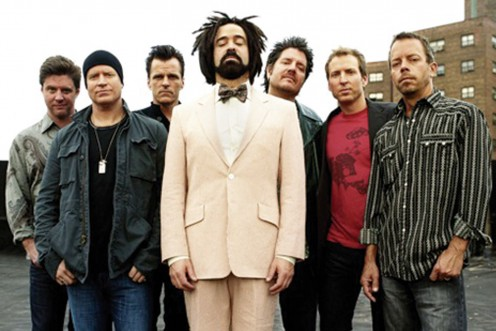 Counting Crows rock band.