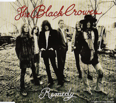 The Black Crows band.