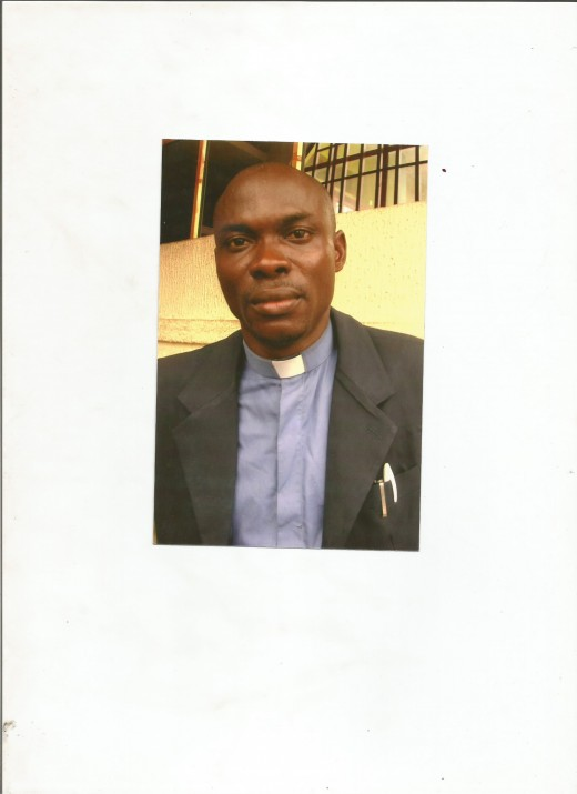 Fr. Kenneth Evurulobi PhD