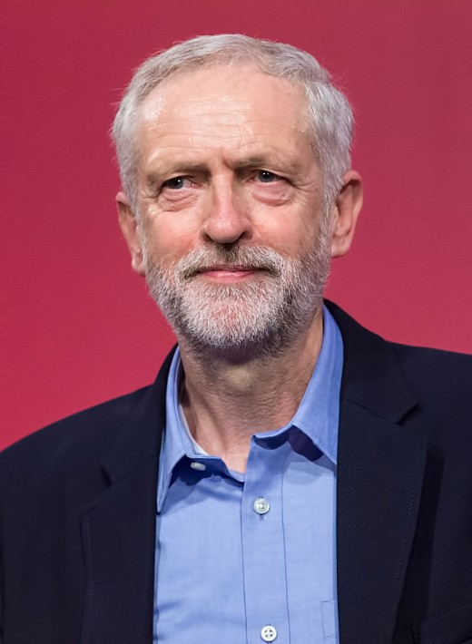 Jeremy Corbyn Labour leader
