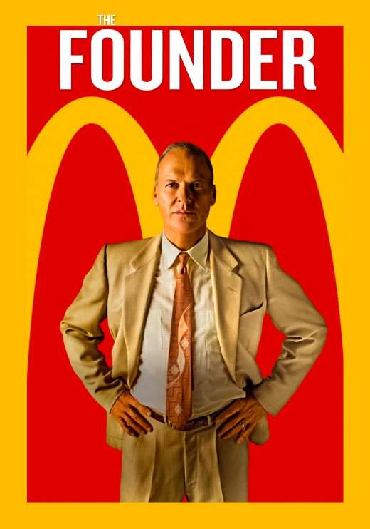 The Founder theatrical poster