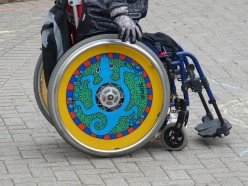 Life on Wheels - My Experiences Having a Severe Stroke - Part 1