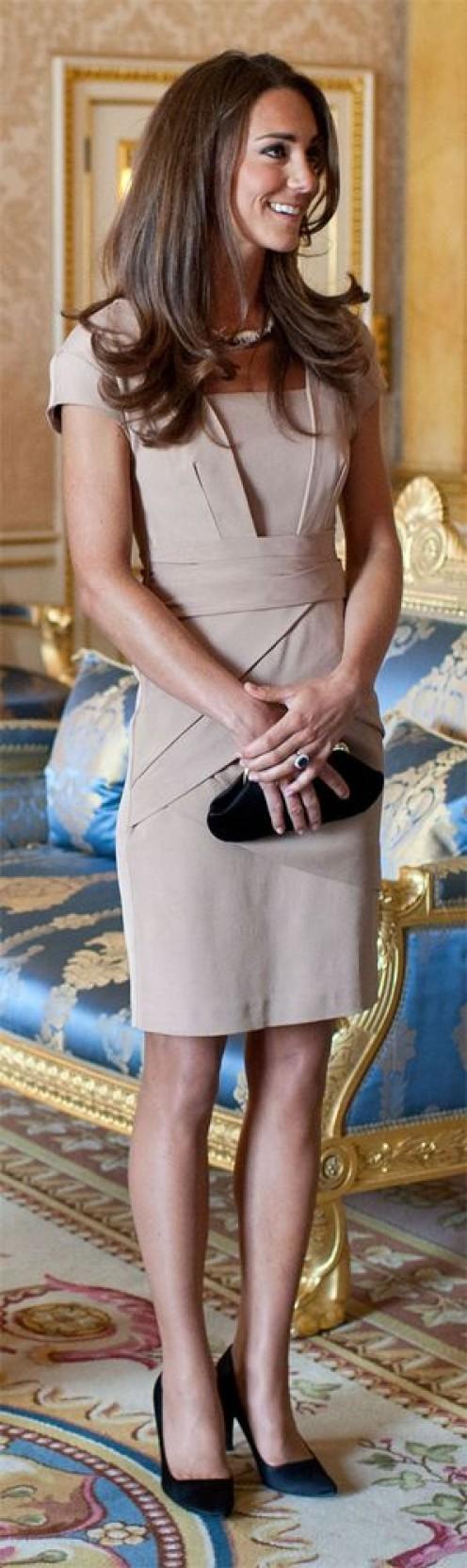 Kate Middleton style.