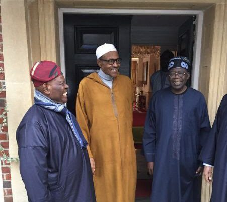 APC Political party leaders