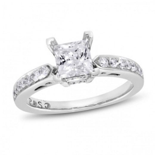 The princess cut is often called a Square Modified Brilliant