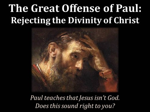 What was Paul really teaching?