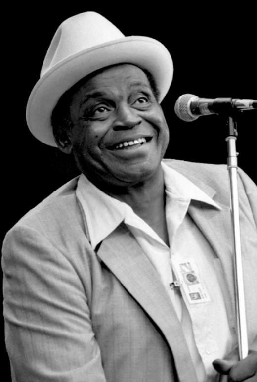 Willie Dixon received credit on two Led Zeppelin tracks after filing a lawsuit