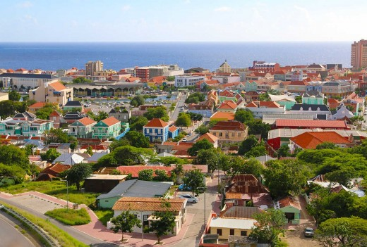 Aruba is more than white-sand beaches and some of the best weather in the Caribbean. It's also quite colorful.