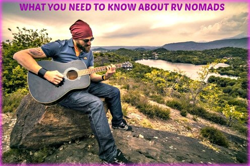 Successful RV Nomads have special skills, talents or businesses that support their lifestyle.