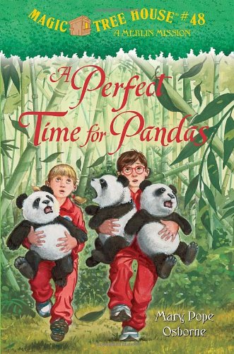 PerfectTime for Pandas by Mary Pope Osborne