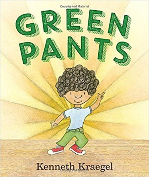 Green Pants by Kenneth Draegel