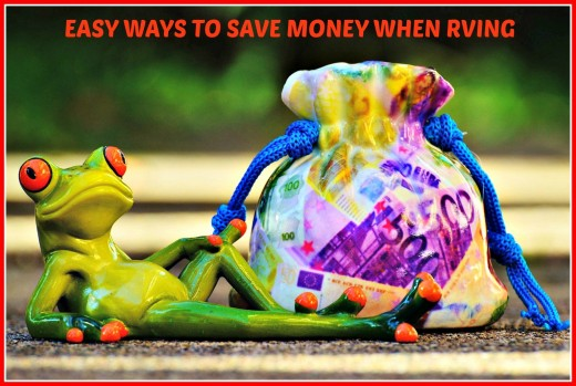Great ways to cut travel costs while enjoying your RV trips.