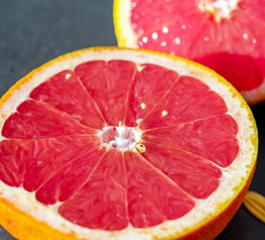 Beautiful, delicious Grapefruits