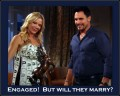 Brooke Proposes to Bill Spencer – The Bold and the Beautiful