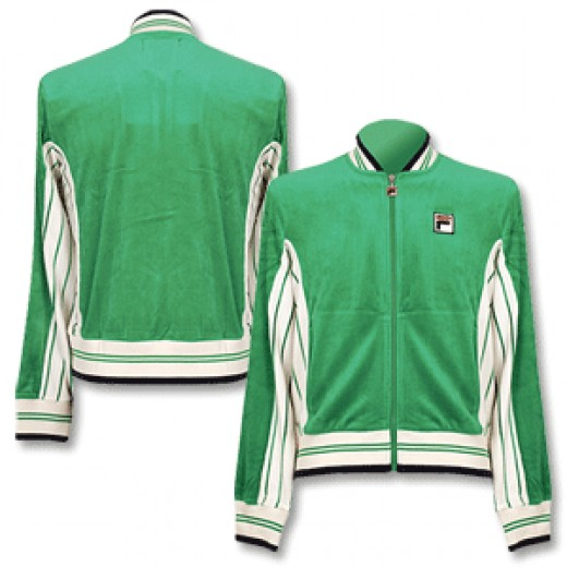 The rare green Fila Matchday