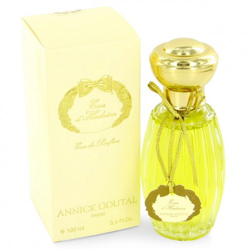 Perfume with lemon or lime fragrance