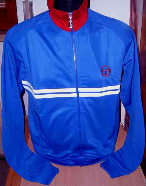 Royal blue Sergio Tacchini Dallas