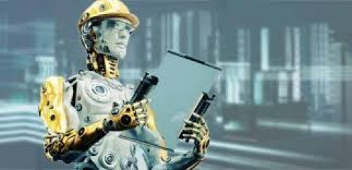 Robots will do the functions that humans used to do in major segments of the workforce.