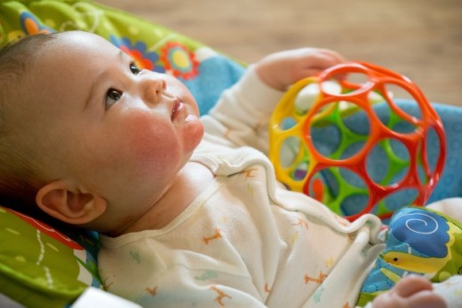 Drooling can irritate your baby's tender skin. Bibs can help absorb the wetness and keep your baby dry and comfortable.