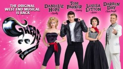 Grease the Musical at New Wimbledon Theatre