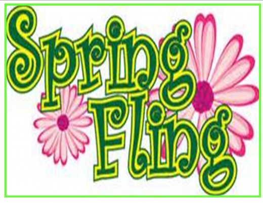 Spring Fling is our May Meeting.... YOU MUST HAVE PRE-PURCHASED TICKETS. See you Thursday, May 4th at 6pm at Fairway.