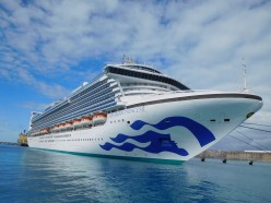 A Two Week Transatlantic Cruise to Europe on the Caribbean Princess