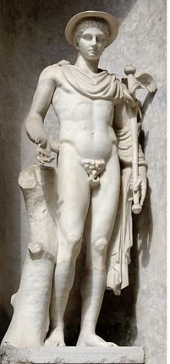 Hermes, Greek Messenger God, Soul Guide, and Trickster