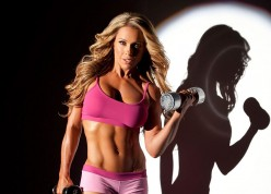 The Top IFBB Pro Female Figure Competitors - 2010