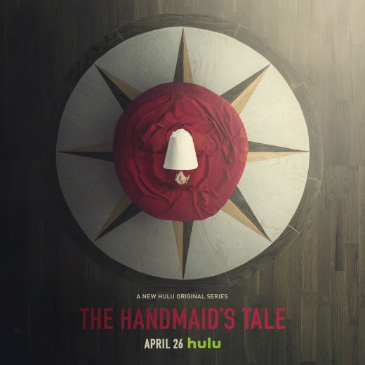 The Handmaid's Tale TV poster