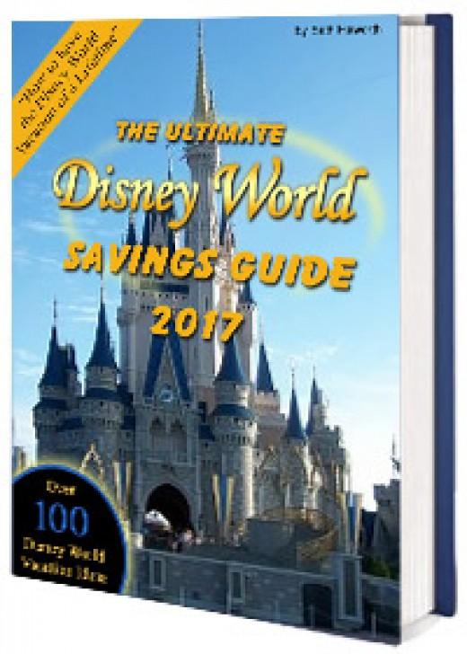 Disney World Saving Guide 2017