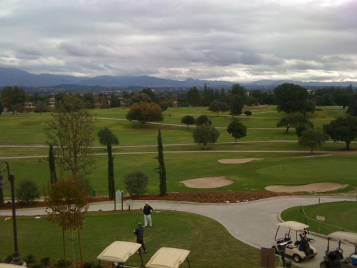 Many retirement communities, such as Laguna Woods in Southern California, are known for their spacious golf courses.