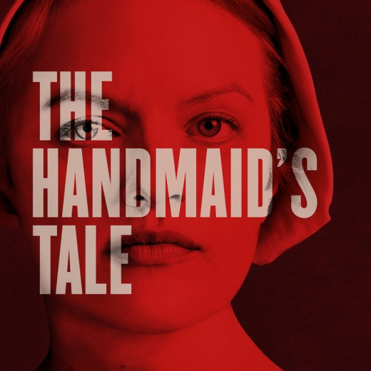 The Handmaid's Tale promo image (Offred)