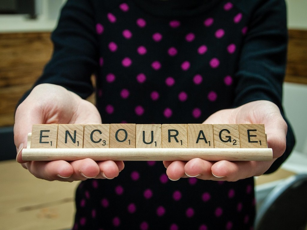Encourage People With Words of Affirmation